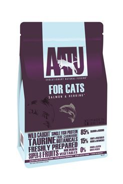 AATU Cat 85/15 Salmon & Herring 200g
