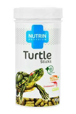 Nutrin Aquarium Turtle Sticks 70g