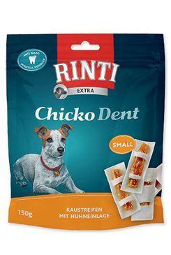 Rinti Dog Chicko Dent Small pochoutka kuře 150g
