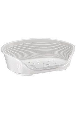 Pelech plast SIESTA DLX 4 bílý 61,5x45x21,5cm FP 1ks