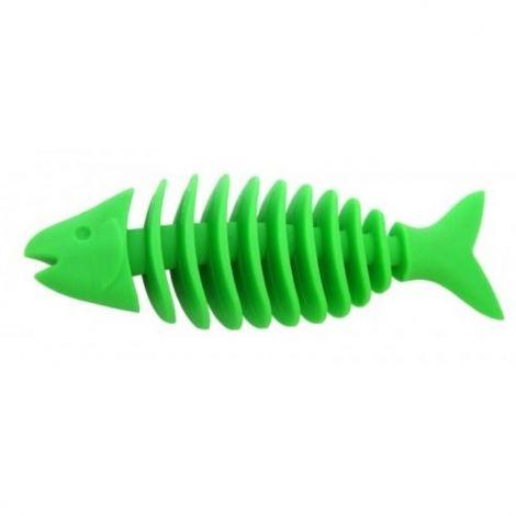 Gumová kostra ryba velká s vůní 20cm