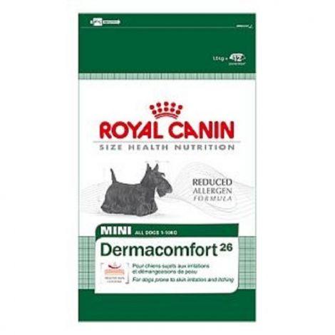 RC 10kg mini Dermacomfort dog