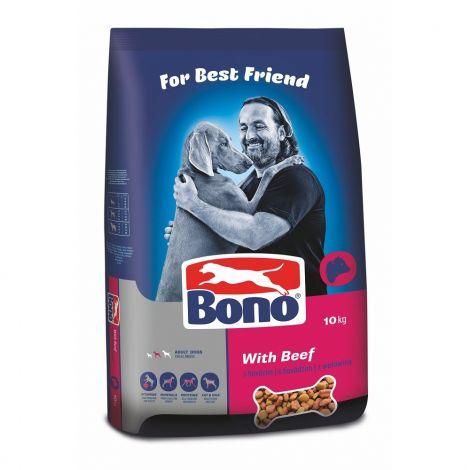 Bono 10+2kg adult hovězí
