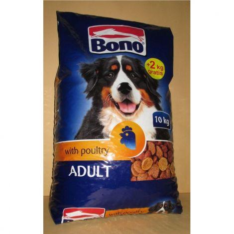 Bono 10+2kg adult drůbež 94