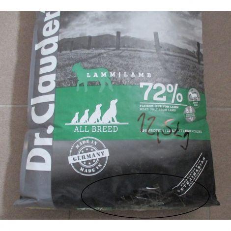 Poškozený Best Choice 12,5kg Adult Lamb+Rice Sensitive
