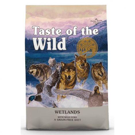 Taste of the Wild 12,2kg Wetlands Canine