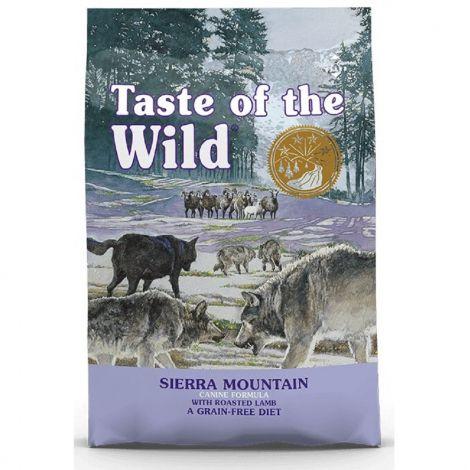 Taste of the Wild 12,2kg Sierra Mountain Canine
