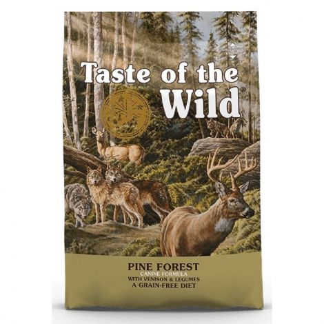 Taste of the Wild 12,2kg Pine Forest