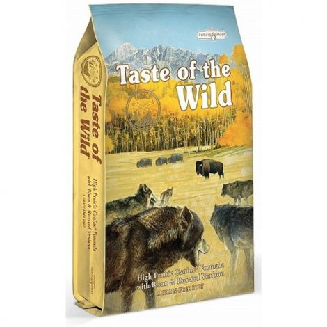 Taste of the Wild 12,2 kg High Prairie Canine