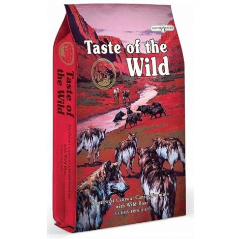 Taste of the Wild 12,2 kg Southwest Canyon Canine