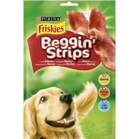 Fris.beggin strips 120g/6ks