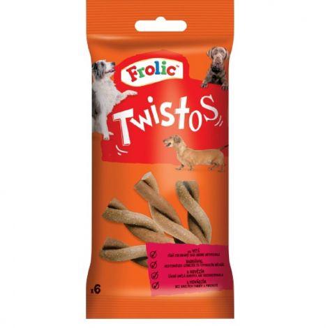 Frolic  Twistos hovězí 105g/18ks 94