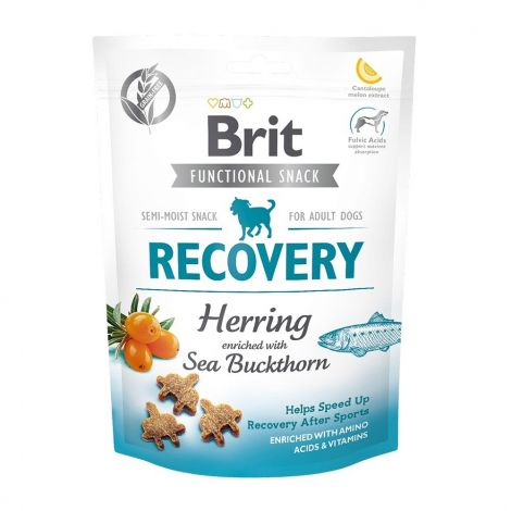 Brit care dog Functional snack Recovery Herring 150g