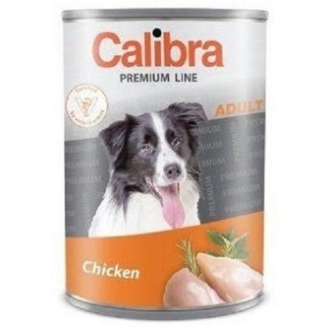 Expirace Calibra dog  800g kuře premium adult 94