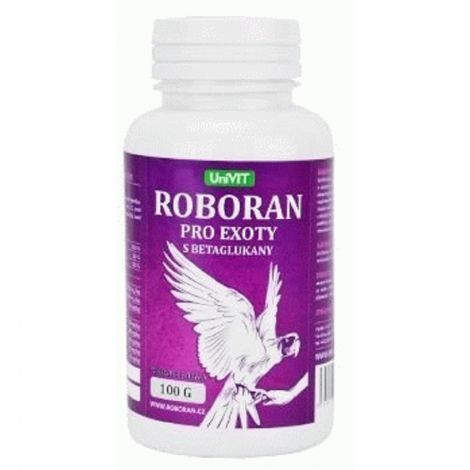 Roboran EX s BETA-GLUKANY 100g