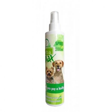Herba Max sprey dog+cat 200ml