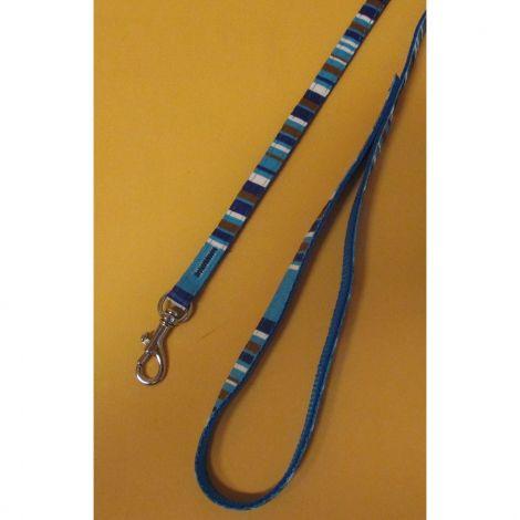 Vod.popruh 1,5x150cm proužky modré