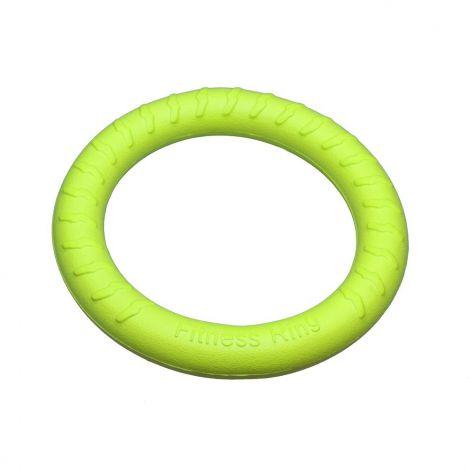 Kruh FOAM  velký  žlutý 28cm