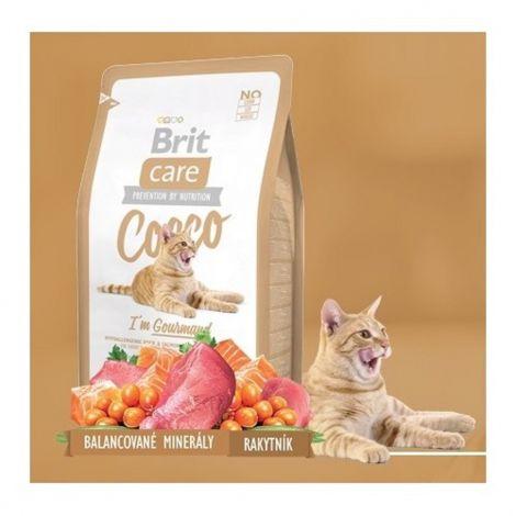 Brit care 2,0kg cat Cocco Gourmand