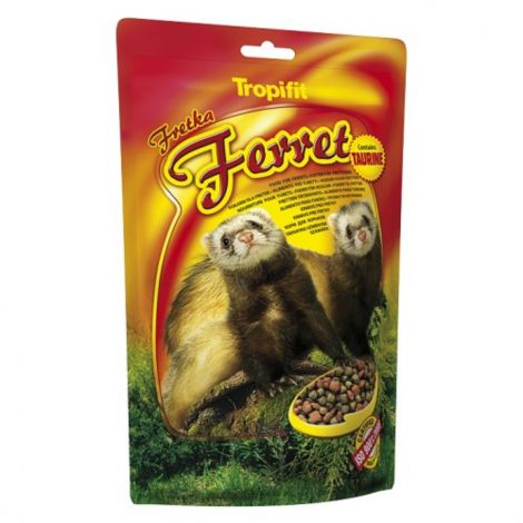 Tropifit 400g Ferret-krmivo pro fretky s taurinem