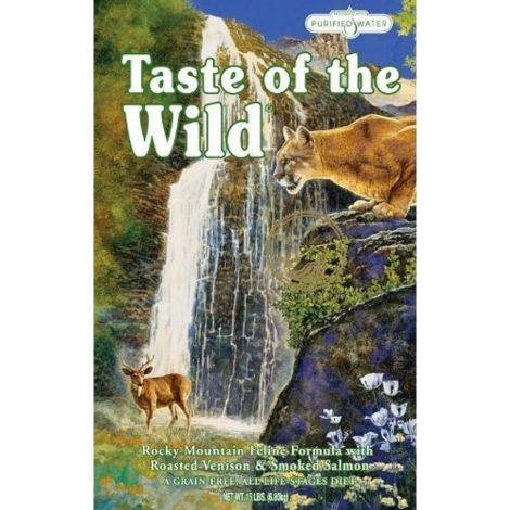 Taste of the Wild  6,6kg Rocky Mountain feline