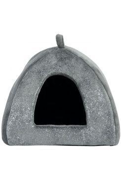 Pelech MADEMOISELLE IGLOO šedá s glitry 40cm Zolux