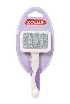 Kartáč plastový pro kočky S Zolux