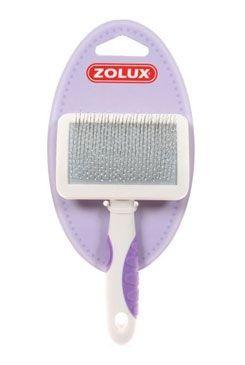 Kartáč plastový pro kočky M Zolux