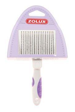 Kartáč zatahovací pro kočky S Zolux