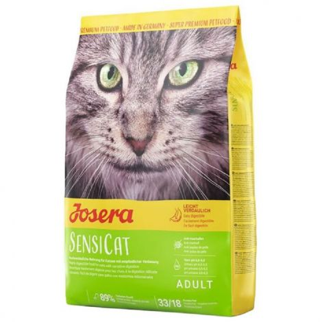 Josera 10kg SensiCat - nová