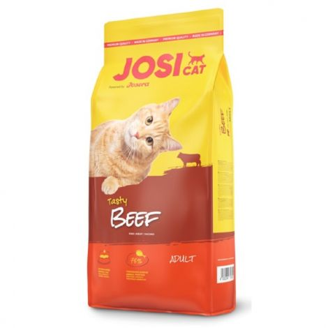 JosiCat 18kg Tasty Beef