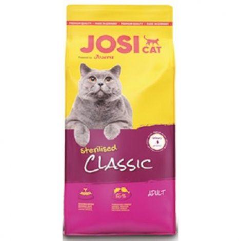 JosiCat 18kg Sterilized Classic