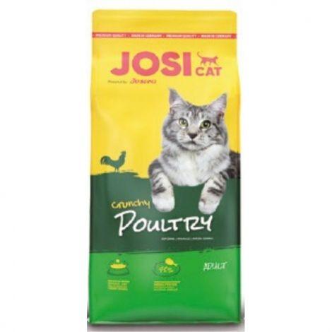 JosiCat 10kg Crunchy Poultry