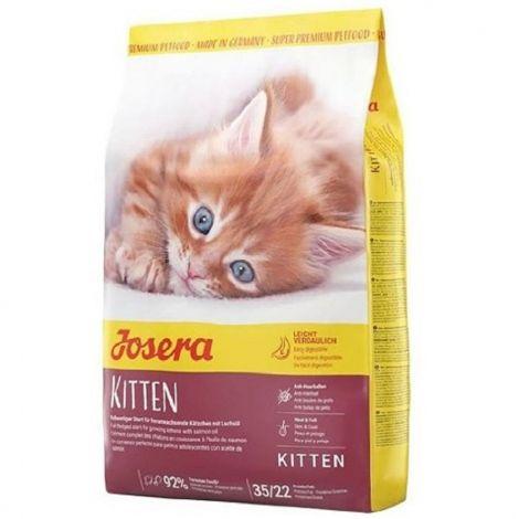 Expirace Josera  0,4kg Kitten (Minette)