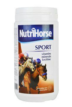 Nutri Horse Sport pro koně plv 1kg new