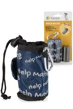 Help-Mate textilní kapsička +2x20sáčku na exkrementy