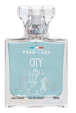 Francodex Parfém CITY pro psy 50ml