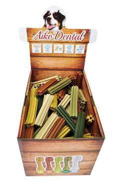 Dental stix 7,5cm/150ks box