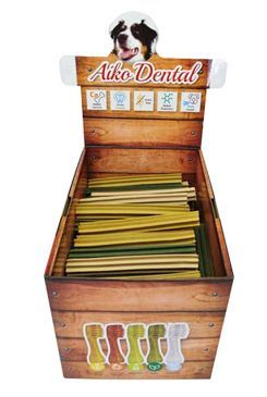 Dental stix 12,5cm/80ks box