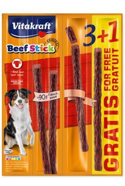 Vitakraft Dog pochoutka Beef Stick Beef 3ks