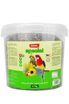 Darwin's Střední Papoušek Special vědro 2,7kg