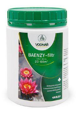 Vodnář Baenzy filtr 20-60 m3 doza