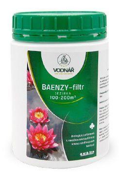 Vodnář Baenzy filtr 100-200 m3 doza