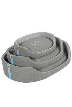 Pelech IN&OUT Oval 100cm šedý Zolux