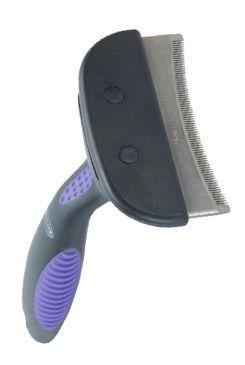 Hřeben vyčesávací De-shedder 8cm L  BUSTER