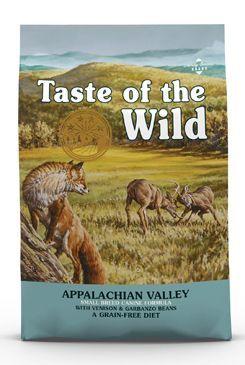 Taste of the Wild Appalachian ValleySmall Breed 12,2kg
