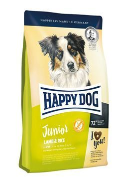 Happy Dog Supreme Junior Lamb & Rice  10kg
