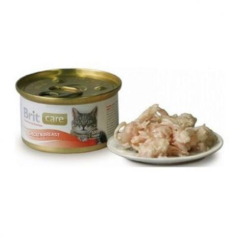 Brit care 80g cat chicken breast