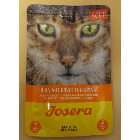 Josera Soup Huhn mit Karotte&Spinat