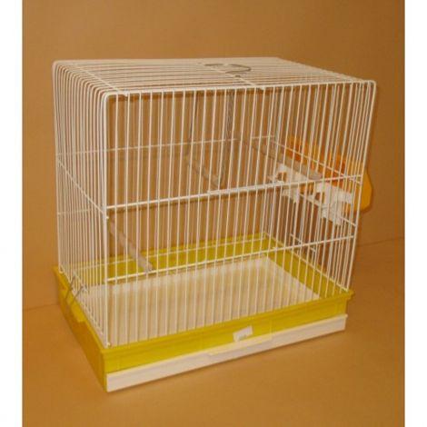 Klec ptačí kostka 37,5x23,5x37,5cm